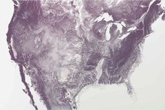 Inverse map of the United States | FlowingData