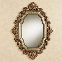Verena Old World Wall Mirror