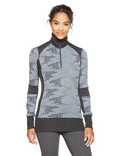 ca4befaafb1c Beautiful Icebreaker Merino Affinity Long Sleeve Half Zip Flurry Pullover  Top
