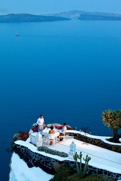 Relax in private villas and vacation rentals in Mykonos and Santorini, Greece with concierge service & airline ticketing from WIMCO Villas Places Around The World, Oh The Places You'll Go, Places To Travel, Travel Destinations, Places To Visit, Around The Worlds, Best Wedding Destinations, Dream Vacations, Vacation Spots