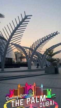 Palm Jumeirah, Most Beautiful Cities, Dubai Uae, Burj Khalifa, Sydney Harbour Bridge, Dream Life, Middle East, Places To Visit, City
