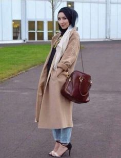 Modern day hijab