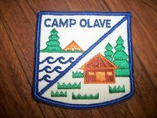 GIRL GUIDES OF CANADA CAMP OLAVE BC