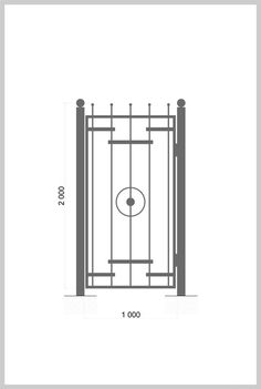 Aleko Imitation Iron Steel Driveway Gate Stockholm 16