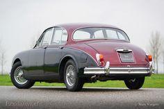 Jaguar MKII 3.8 Automaat 1961