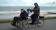 Hoteles europeos fomentan turismo accesible: introducem bici silla de ruedas