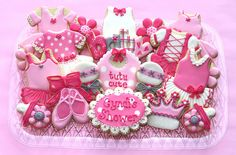 ballerina baby shower - Google Search