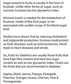 How fruits help diabetics 2