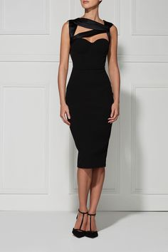 Cute and chic little black dress Little Black Dresses, dress, clothe, women's fashion, outfit inspiration, pretty clothes, shoes, bags and accessories