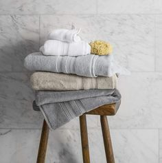 These Are the Bath Towels of Your Dreams | If you're looking for a luxurious feel ata reasonable price, these Turkish cotton towels belong in your bathroom.