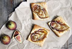 Lilyshop   Fig and Brie Tarts
