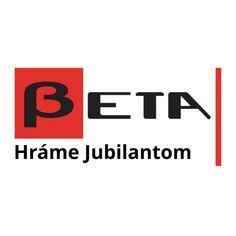 Rádio Beta - Hráme Jubilantom - živé vysielanie / online stream (MP3, 128 kbps, vysoká kvalita) | Stream player | Radia.sk - slovenský éter online Tech Companies, Company Logo, Logos, Logo
