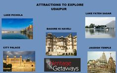 Attractions To Explore Udaipur