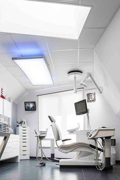 Surélévation d'un Cabinet Dentaire, Armentières (59) | Agence DELANNOY SIMOENS - Architectes DPLG