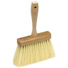 Marshalltown 6-1/2 X 1-3/4 Masonry Brush w/ Wood Handle - Marshalltown 6-1/2 X 1-3/4 Masonry Brush, 3-1/2 Tampico Fiber Bristles, Wood Handle. Price/Each.