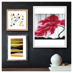 Like this inspiration board. I saw this on My Art Wall Inspiration Board, curated by Sheila at Minted Inspiration Boards, Wedding Invitations, My Arts, Wall Decor, Tapestry, Frame, Painting, Decoration, Home Decor
