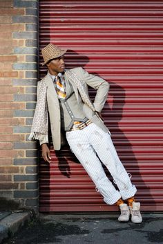 How André 3000 Inspired My Fashion Shoot | My Fashion S/ash Life