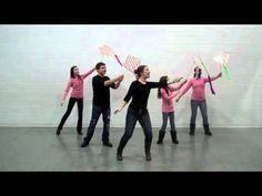 """Kids will soar with this uplifting movement suggestion video from Melissa Schott, Plank Road Publishing's choreographer. The featured song, """"Fly A Kite,"""" is by John Riggio and appeared in Music K-8 magazine, Vol. 23, No. 4. This video is available for sale on MusicK8.com"""