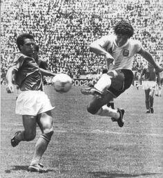 Argentina-Italia - Mexico 86 - Maradona Retro Pics (@MaradonaPICS) | Twitter