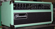 Glaswerks Amplification Home Page