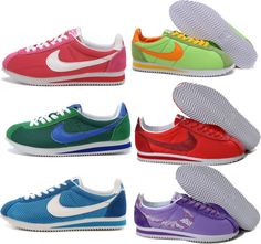 """Nike Cortez"" by polystar-820 on Polyvore. I'm trying to find these"