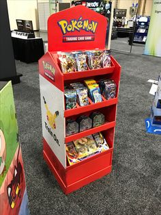 Pokemon Free Standing Unit - Looking to get noticed with your point of sale display in a busy, fast-paced retail environment? Increase confidence in your sales with www.popthis.com.au