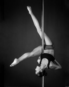 This is beautiful! Arm pit holds hurt so good! Practice makes perfect. Sign up for pole fitness classes now! Pink Lemon Studio located in St. Louis, MO http://www.pinklemonstudio.com/ 1-844-STL-POLE