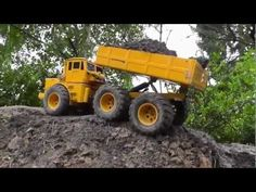 BEST OF RC TRUCK, RC CRASH, RC ACCIDENT, RC WHEEL LOADER, FIRE ENGINES, RC CATERPILLA 2013 NEW - YouTube