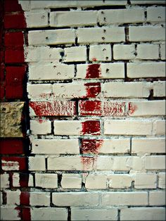 street art - graffiti - found abstract - Jon Lander - copyright 2012