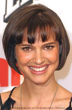 Check out more Natalie Portman Hairstyles...