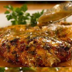 World best Chicken Francaise or Francese recipe @keyingredient #cheese #chicken #sandwich