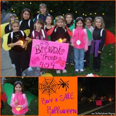 Halloween Pumpkin Safety Reflectors