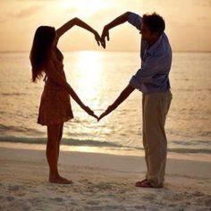 Coeur en amour