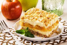 Apfel-Käsekuchen - smarter - Zeit: 50 Min.   eatsmarter.de