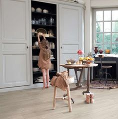 Quickstep Largo Dominicano Oak Grey LPU1663 Laminate Flooring