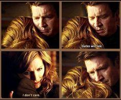 Emotional hug of support