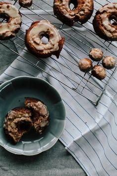 Creme Fraiche Donuts