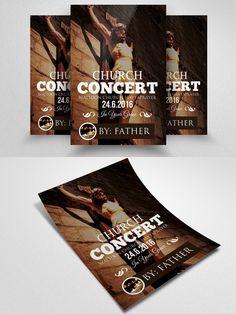 Jesus Church Prayer Flyer