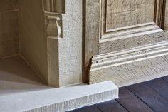 Oak panelling — Jack Badger Ltd Wood Panel Walls, Wood Wall, Wooden Panelling, Duck House, Stone Interior, Basement Inspiration, Oak Panels, Georgian Era, Secret Rooms