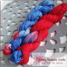 100g ODD SOX Yarn - SUPERHERO