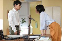 星野源、新垣結衣「逃げるは恥だが役に立つ」第1話・場面カット(C)TBS