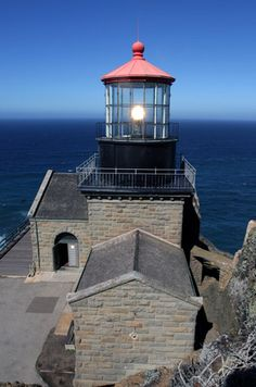 Point Sur, CA...Further punctuating the need for a lighthouse at Point Sur, the steamship Ventura ran aground on rocks just north of the point in April of 1875. After a decade of requests, Congress finally allocated $ 50,000 in 1886 and 1887 to construct the Point Sur Lighthouse.