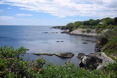 Cliff Walk - Newport, Rhode Island