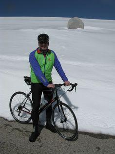 Tom Simpson Memorial - Mt Ventoux