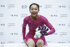 Mao Asada Photos: ISU Grand Prix of Figure Skating - Day 1