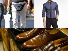 How women see men who make one (or more) of these outfit faux pas?