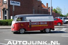 VW Transporter T1 foto's » Autojunk.nl (41692)