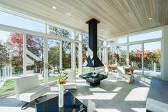 Beautiful Houses: Gatineau Hills