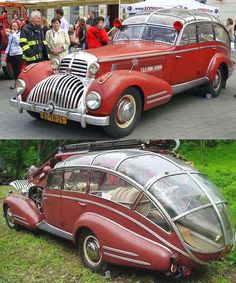 1941 Horch 853 Sportcabriolet