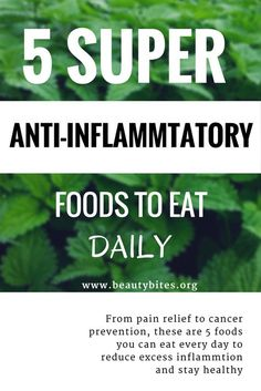 5 anti-inflammatory foods you need to eat daily (turmeric, ginger, garlic, rose hip & nettle, visit site for tips) Heart Healthy Recipes, Gourmet Recipes, Diet Recipes, Healthy Foods, Healthy Eats, Vegetable Casserole, Zucchini Cake, Anti Inflammatory Recipes, Chickpea Salad